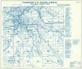 Township 7 N., Range 4 W., Clatskanie, Inglis, Columbia County 1956